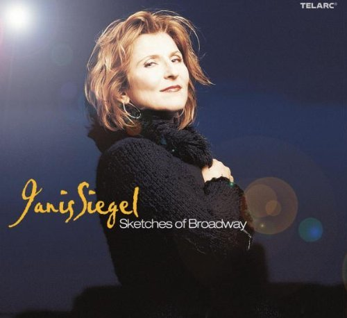 Janis Siegel Sketches Of Broadway