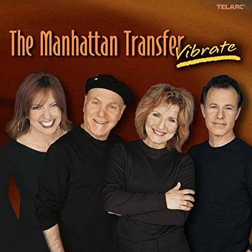 Manhattan Transfer Vibrate Sacd