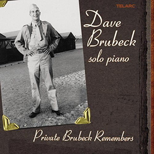 Dave Brubeck Private Brubeck Remembers Incl. Bonus CD