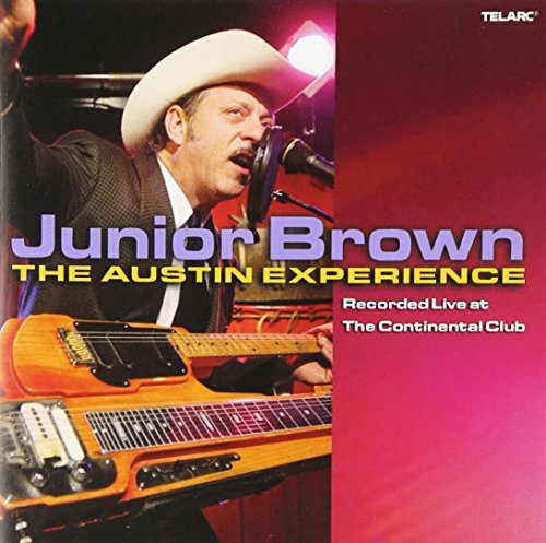 Junior Brown Live At The Continental Club A