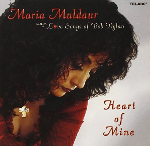 Maria Muldaur Heart Of Mine Love Songs Of Bo