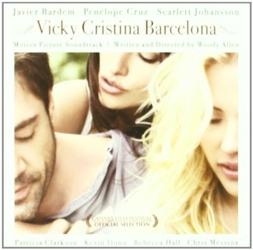 Vicky Cristina Barcelona Soundtrack