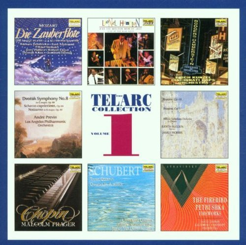 Telarc Collection Vol. 1 Kunzel & Hampton & Previn Vari