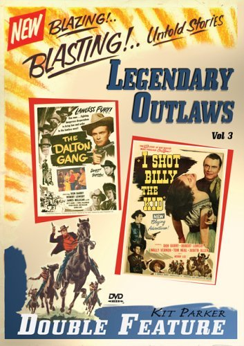 Legendary Outlaws Vol. 3 Clr Nr