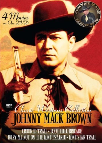 Classic Westerns Four Feature Brown Johnny Mack Nr