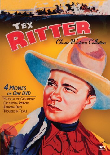 Classic Westerns Four Feature Ritter Tex Nr
