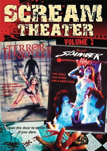 Vol. 2 Terror At Tenkiller Las Scream Theater Double Feature Nr