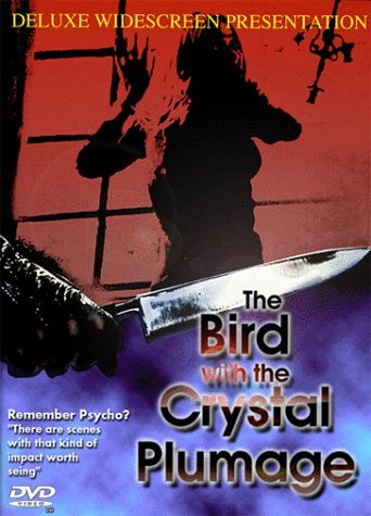 Bird With The Crystal Plumage Musante Kendall Renzi Clr Dss Ws Pg Uncut