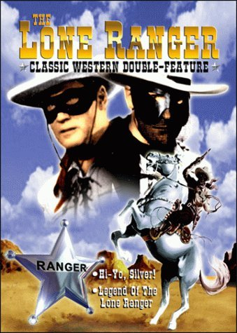 Hi Yo Silver Legend Of The Lon Lone Ranger Double Feature Bw Nr