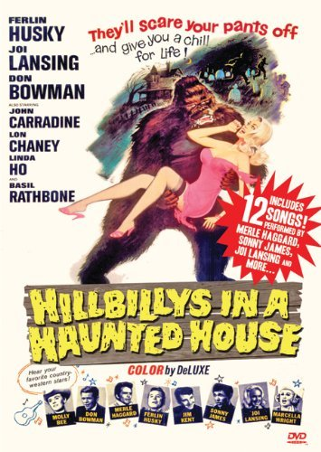Hillbillys In A Haunted House Husky James Haggard Bee G