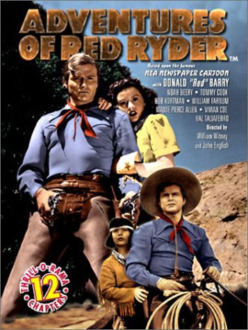 Adventures Of Red Ryder (1940) Beery Noah Bw Nr