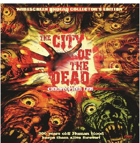City Of The Dead Lee Lotis St. John Jessel Stev Nr Spec. Ed.