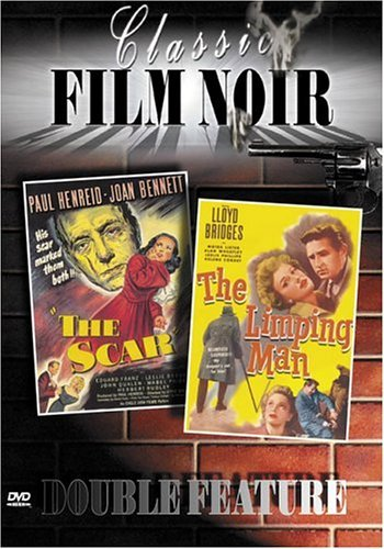 Scar Limping Man Film Noir Double Feature Nr 2 On 1