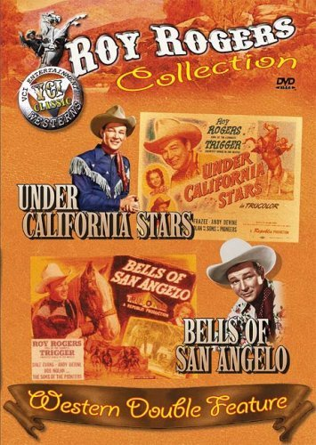Under California Stars Bells O Rogers Roy Nr