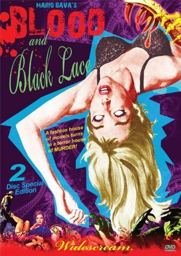 Blood & Black Lace Mitchell Bartok Arden Nr Unslashed Col