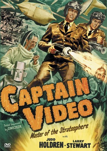 Holdren Stewart Captain Video Nr