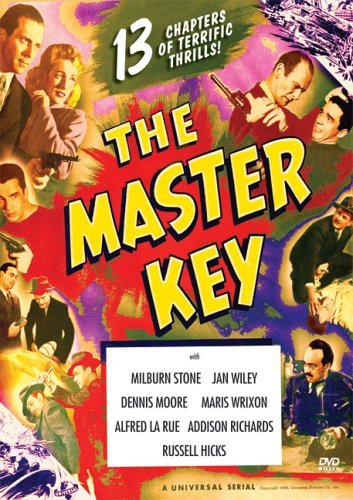 Stone Wiley Moore Master Key Nr