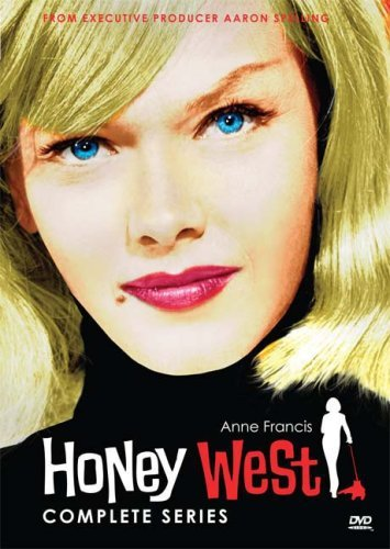 Honey West Honey West Complete Series Nr 4 DVD