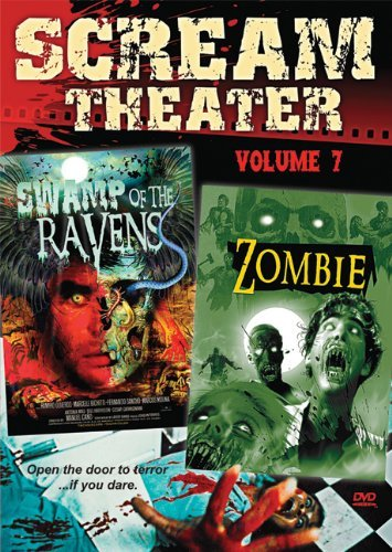 Vol. 7 Swamp Of The Ravens (19 Scream Theater Double Feature Nr