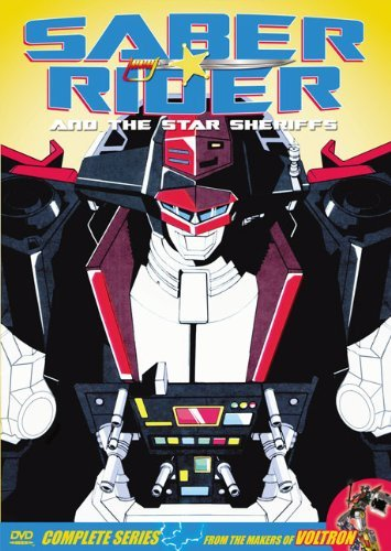 Saber Rider & The Star Sheriff Saber Rider & The Star Sheriff Nr 6 DVD