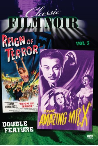 Vol. 3 Film Noir Double Feature Nr