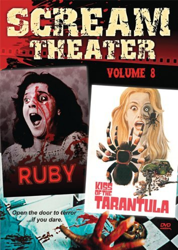Vol. 8 Ruby Kiss Of The Tarant Scream Theater Double Feature R