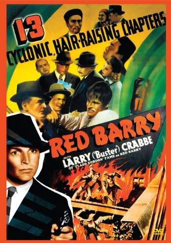 Crabbe Sedgewick Robinson Red Barry With Larry Buster Cr Nr