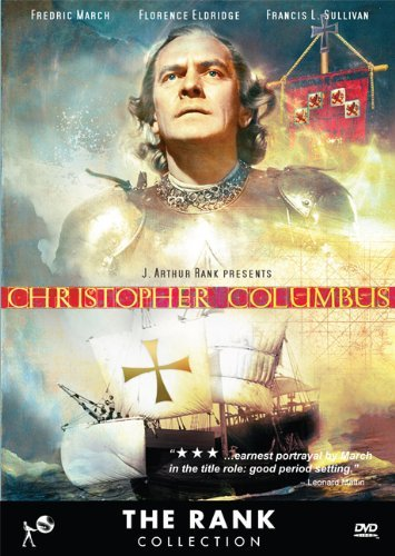 Christopher Columbus (1949) March Eldridge Sullivan Nr
