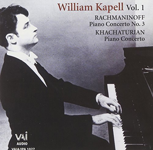 William Kapell William Kapell In Concert
