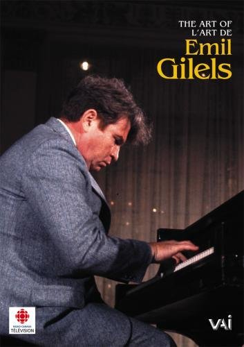 Emil Gilels Art Of Emil Gilels