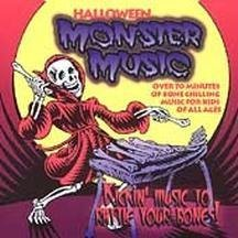 Halloween Monster Music Halloween
