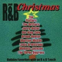 R & B Christmas R & B Christmas Platters Drifters Cole Jac Armstrong