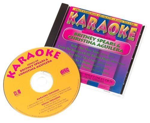 Karaoke Songs Of Britney Spears & Christina Aguilera Genie In A Bottle