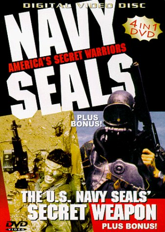 Navy Seals America's Secret We Navy Seals America's Secret We Clr Hifi Keeper Nr