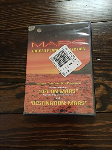 Mars The Red Planet Collection Mars The Red Planet Collection Clr Nr 2 DVD