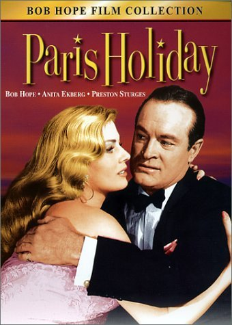 Paris Holiday Hope Ekberg Sturges Clr Nr
