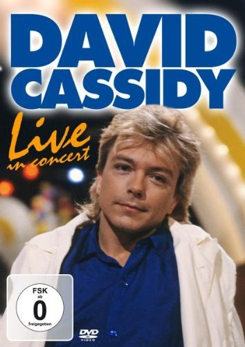 David Cassidy Live In Concert