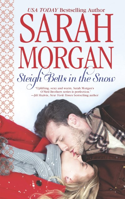 Sarah Morgan Sleigh Bells In The Snow