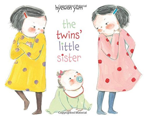 Hyewon Yum The Twins' Little Sister