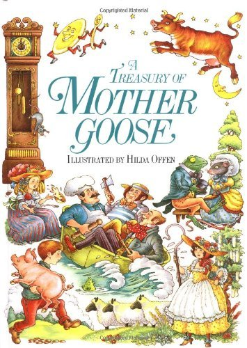 Linda Yeatman A Treasury Of Mother Goose