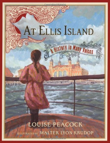 Louise Peacock At Ellis Island A History In Many Voices