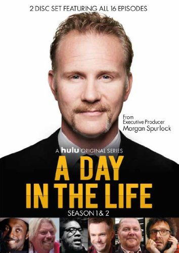 Season 1 & 2 Day In The Life Ws Nr 2 DVD