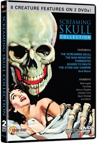 Screaming Skull Collection Lugosi Wray Nr 2 DVD