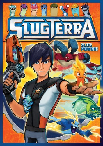 Slugterra Slug Power! DVD Nr
