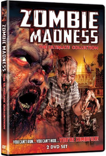 Zombie Madness The Ultimate C Zombie Madness The Ultimate C Ws Nr 2 DVD