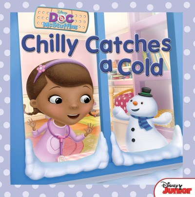 Sheila Sweeny Higginson Chilly Catches A Cold