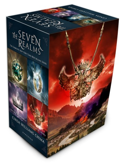 Cinda Williams Chima The Seven Realms The Complete Series