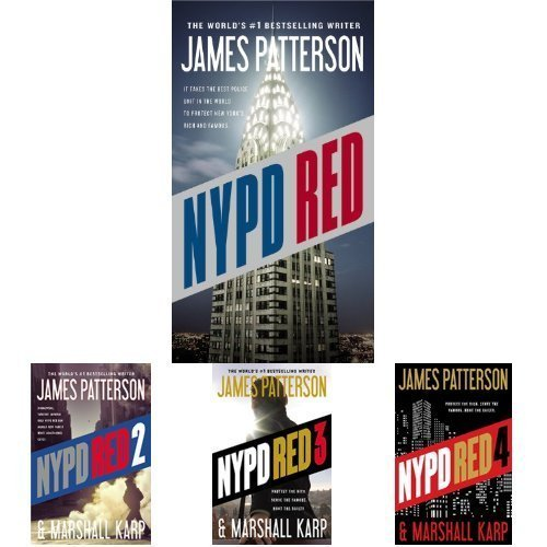 James Patterson Nypd Red