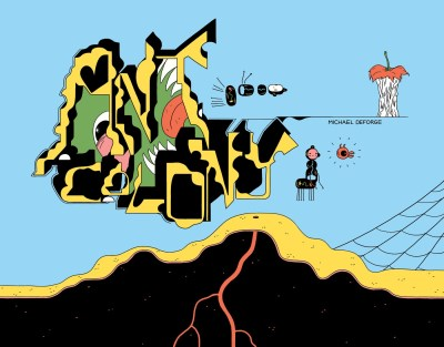 Michael Deforge Ant Colony