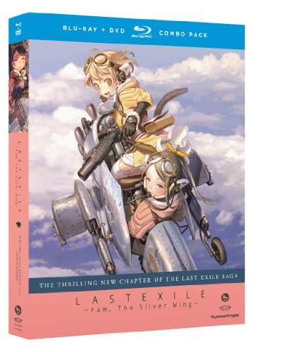 Season 2 Pt. 2 Last Exile Fam Blu Ray Ws Tv14 Incl. DVD
